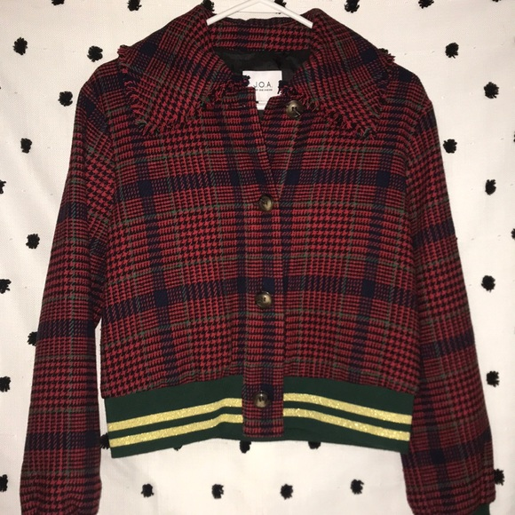 J.O.A Coat